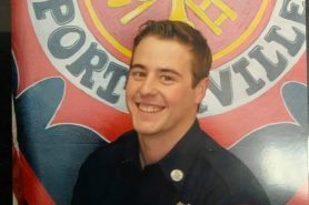 LODD: Porterville Firefighter Patrick Jones